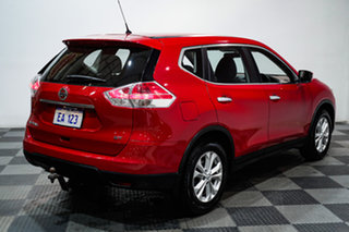 2014 Nissan X-Trail T32 ST X-tronic 2WD Red 7 Speed Constant Variable Wagon