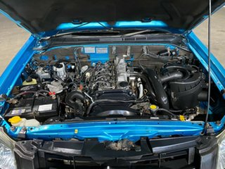 2009 Mazda BT-50 UNY0E4 SDX Blue 5 Speed Automatic Utility
