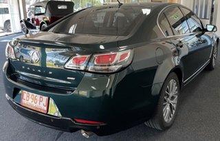 2015 Holden Calais VF II MY16 Green 6 Speed Sports Automatic Sedan.