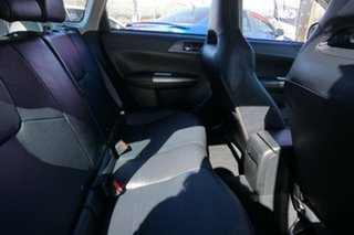 2011 Subaru Impreza G3 MY11 R AWD Grey 5 Speed Manual Hatchback