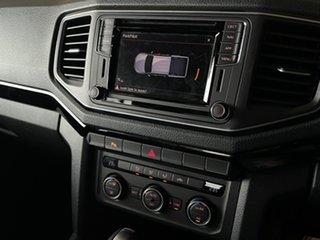 2021 Volkswagen Amarok 2H MY21 TDI580 4MOTION Perm W580 Black 8 Speed Automatic Utility