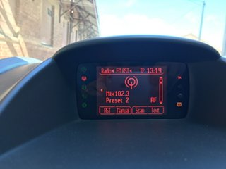 2012 Ford Fiesta WT LX Blue 5 Speed Manual Hatchback