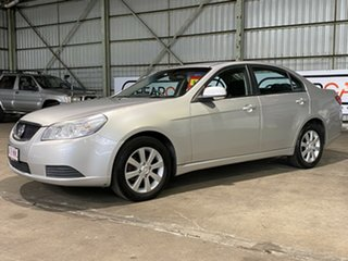 2009 Holden Epica EP MY09 CDX Silver 6 Speed Sports Automatic Sedan.