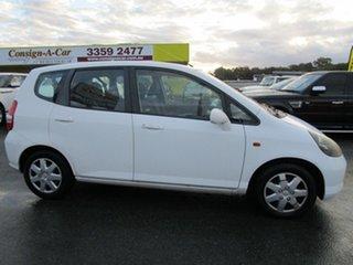 Honda Jazz GLI White Hatchback