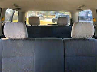 2005 Toyota Tarago ACR30R GLi Grey 4 Speed Automatic Wagon