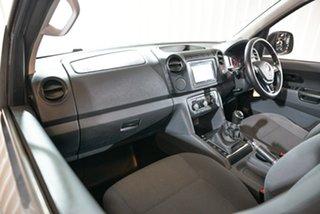 2016 Volkswagen Amarok 2H MY16 TDI400 4Mot Grey 6 Speed Manual Utility