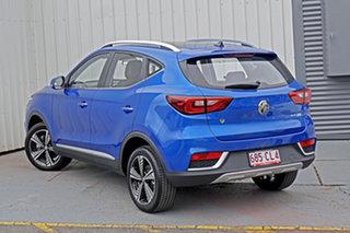 2020 MG ZS EV AZS1 MY21 Essence Blue 1 Speed Reduction Gear Wagon.