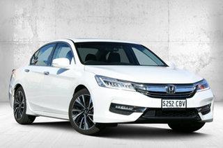 2017 Honda Accord 9th Gen MY17 V6L White Orchid 6 Speed Sports Automatic Sedan.