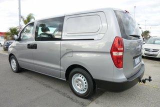 2011 Hyundai iLOAD TQ-V MY11 Silver 5 Speed Sports Automatic Van
