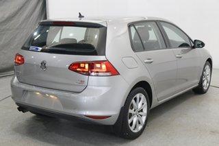 2013 Volkswagen Golf VII 103TSI DSG Highline Tungsten Silver 7 Speed Sports Automatic Dual Clutch