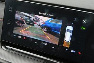 2021 Skoda Octavia NX MY21 RS DSG Quartz Grey 7 Speed Sports Automatic Dual Clutch Wagon