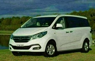 2021 LDV G10 SV7A D 6 Speed Sports Automatic Wagon