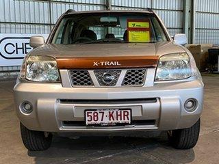 2007 Nissan X-Trail T30 II MY06 ST Silver 4 Speed Automatic Wagon