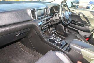 2016 Kia Sportage QL MY17 GT-Line AWD Silver 6 Speed Sports Automatic Wagon