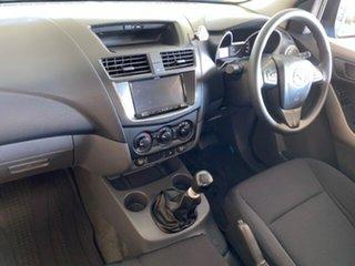 2019 Mazda BT-50 XT (4x2) (5Yr) Blue 6 Speed Manual Cab Chassis