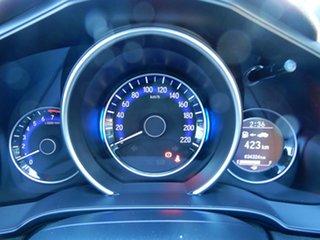 2016 Honda Jazz GF MY17 VTi Yellow 5 Speed Manual Hatchback