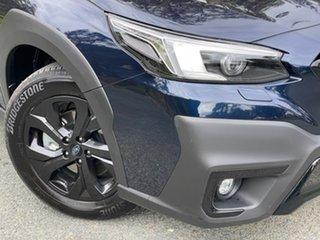 2021 Subaru Outback B7A MY21 AWD Sport CVT Blue 8 Speed Constant Variable Wagon.