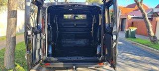 2018 Renault Trafic X82 Formula Edition Low Roof LWB Black 6 Speed Manual Van