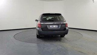 2006 Subaru Liberty MY07 2.0R Grey 4 Speed Auto Elec Sportshift Sedan