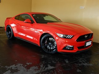 2017 Ford Mustang FM MY17 Fastback GT 5.0 V8 Red 6 Speed Automatic Coupe