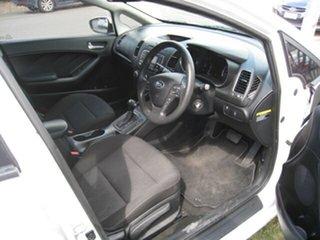 2016 Kia Cerato YD MY16 S White 6 Speed Automatic Hatchback
