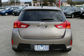 2014 Toyota Corolla ZRE182R Ascent Sport S-CVT Gold 7 Speed Constant Variable Hatchback