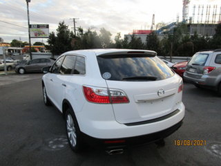 2010 Mazda CX-9 10 Upgrade Luxury White 6 Speed Auto Activematic Wagon
