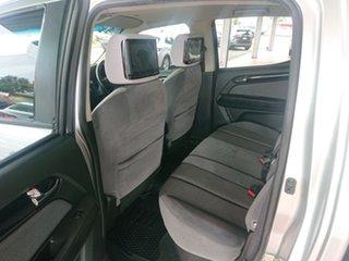2015 Holden Colorado RG MY15 LTZ (4x4) Silver 6 Speed Manual Crew Cab Pickup