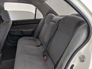 2004 Mitsubishi Lancer CH LS White 4 Speed Automatic Sedan
