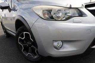2012 Subaru XV 2.0I-S Silver Continuous Variable Wagon.