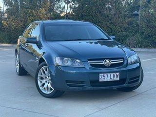 2008 Holden Commodore VE MY09 Omega 60th Anniversary Blue 4 Speed Automatic Sedan.