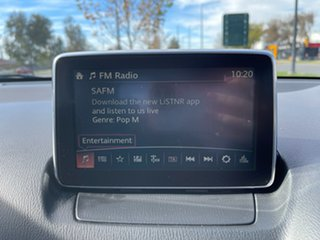 2015 Mazda 2 DJ2HAA Maxx SKYACTIV-Drive Blue 6 Speed Sports Automatic Hatchback