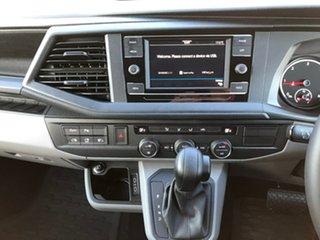 2021 Volkswagen Caravelle T6.1 MY21 TDI340 LWB DSG Trendline White 7 Speed
