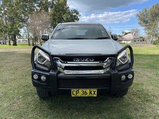 2018 Isuzu MU-X MY18 LS-U Rev-Tronic 4x2 White 6 Speed Sports Automatic Wagon.
