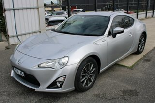2013 Toyota 86 ZN6 GT Silver 6 Speed Manual Coupe.