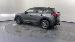 2018 Mazda CX-5 KF4W2A Maxx SKYACTIV-Drive i-ACTIV AWD Sport Grey 6 Speed Sports Automatic Wagon