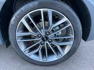 2021 Kia Rio YB MY22 GT-Line DCT Perennial Grey 7 Speed Sports Automatic Dual Clutch Hatchback