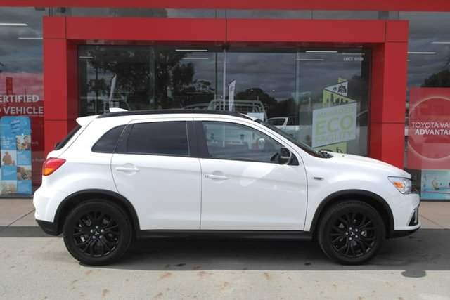 Pre-Owned Mitsubishi ASX XC MY19 Black Edition 2WD Swan Hill, 2019 Mitsubishi ASX XC MY19 Black Edition 2WD 1 Speed Constant Variable Wagon