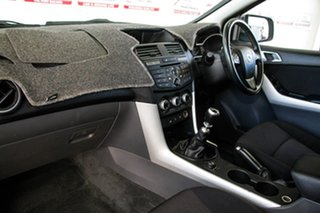 2014 Mazda BT-50 MY13 XTR (4x4) Blue 6 Speed Manual Dual Cab Utility
