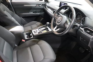 2017 Mazda CX-5 KF4W2A Maxx SKYACTIV-Drive i-ACTIV AWD Sport Red 6 Speed Sports Automatic Wagon
