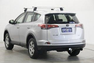 2016 Toyota RAV4 ALA49R GX AWD Silver 6 Speed Sports Automatic Wagon.