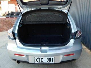 2008 Mazda 3 BK10F2 MY08 Neo Sport Silver 4 Speed Sports Automatic Hatchback