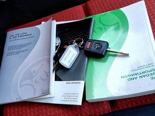2009 Holden Commodore VE MY09.5 SV6 Black 5 Speed Sports Automatic Sedan