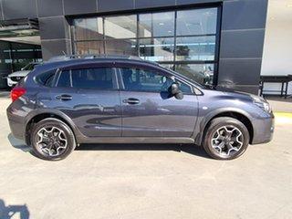 2015 Subaru XV G4X MY15 2.0i Lineartronic AWD Grey 6 Speed Constant Variable Wagon.