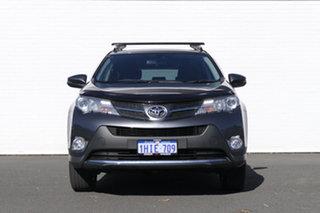 2013 Toyota RAV4 ASA44R MY14 GXL AWD Grey 6 Speed Sports Automatic Wagon.