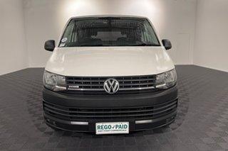 2017 Volkswagen Transporter T6 MY18 TDI400 SWB DSG 4MOTION White 7 speed Automatic Van.