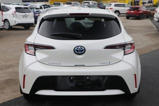 2020 Toyota Corolla ZWE211R SX E-CVT Hybrid Crystal Pearl 10 Speed Constant Variable Hatchback