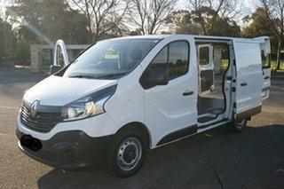 2017 Renault Trafic X82 MY17 SWB White 6 Speed Manual Van