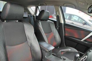 2010 Mazda 3 BL MPS Luxury Black 6 Speed Manual Hatchback