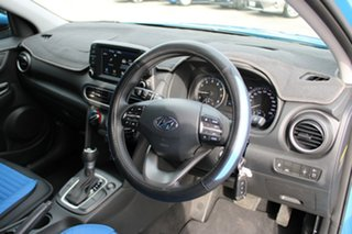 2020 Hyundai Kona Go 2WD Blue 6 Speed Sports Automatic Wagon